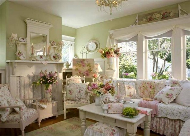 16 Truly Amazing Shabby Chic Interior Design Ideas
