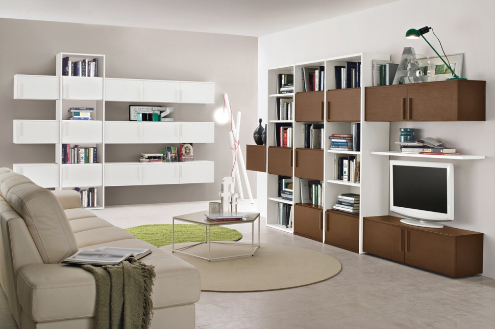 10 contemporary living room storage items - Maximizing design of living room by determining its needs ...