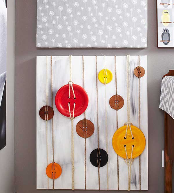 Cheap & Easy DIY Wall Decor That Anyone Can Make