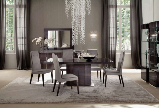 Classy Dining Room Ideas To Get You Inspired