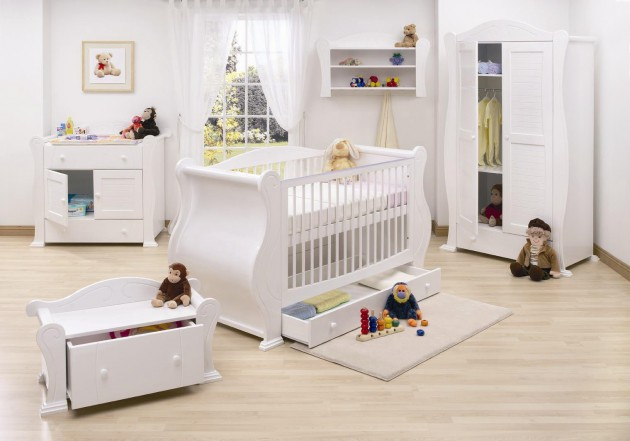 16 Minimalist Nursery Ideas For Maximum Comfort