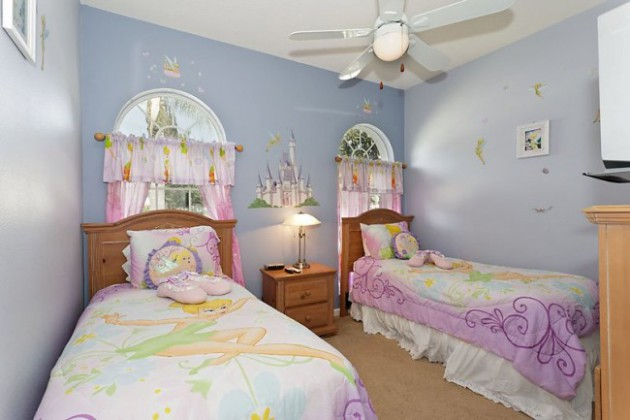 16 Joyful Disney Themed Bedroom Designs That Will Delight Your Kids