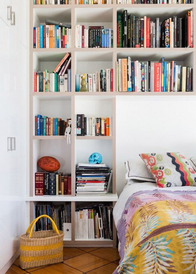 Floating Shelves In Bedroom