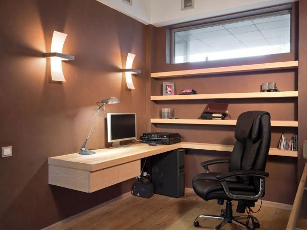 18 Modern Home Office Designs For Effective Work From Home