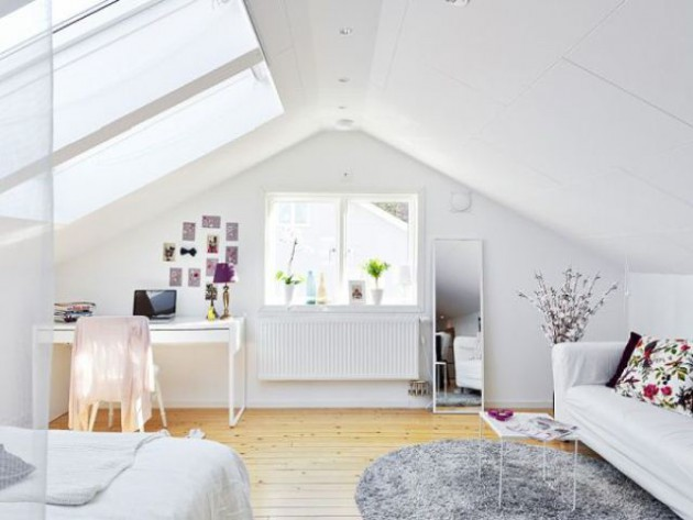 12 Magnificent Attic Home Office Design Ideas on attic apartment design ideas, attic bedroom ideas, attic bathroom design ideas, attic room design ideas, attic lighting ideas, attic decorating ideas, attic storage design ideas, for attic spaces design ideas,