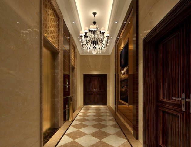 10 Most Beautiful & Inviting Hallway Design Ideas