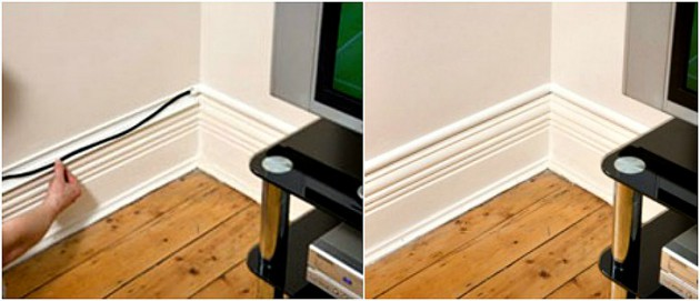 Cable Concealment 101: How to De clutter Your Home Theater System