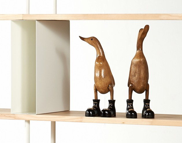 Skaffa Wood Random Bookcase by Piarotto