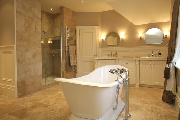 Beige In Your Bathroom 15 Wonderful Designs For