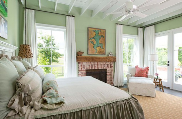 21 Classy Farmhouse Bedroom Designs For Every Taste