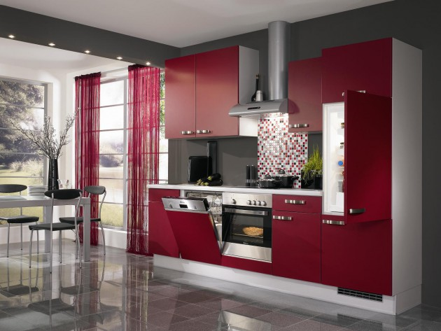 Ultra Modern Kitchen Design Simple Decorating Ideas