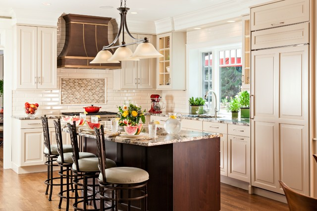 15 Elegant Traditional Kitchen Interior Designs You Can Get Lots Of