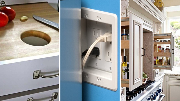 15 Simple But Genius Ideas For A More Functional And