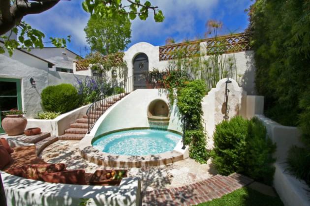 16 Bespoke Mediterranean Patio Designs For Your Backyard