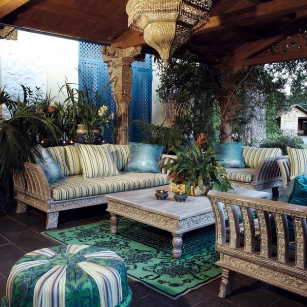 Home Deck Design Ideas: 16 Bespoke Mediterranean Patio Designs For Your Backyard