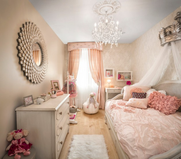 16 Cheerful Traditional Kids' Room Interiors Designed For ... on Rooms For Teenagers  id=53063