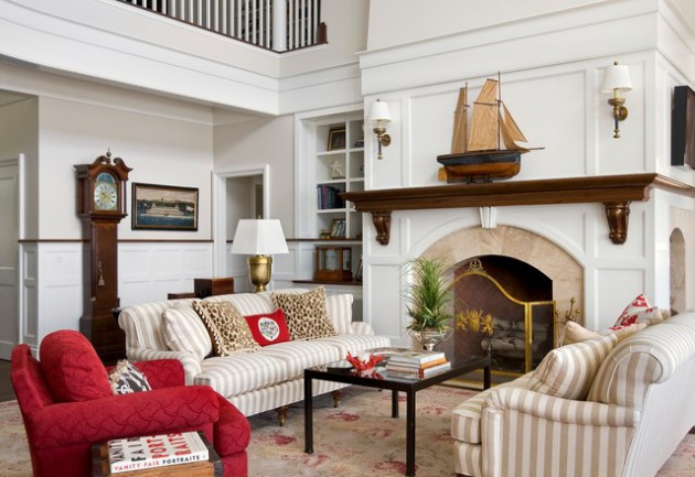 16 Classic Traditional Living Room Designs For The Whole