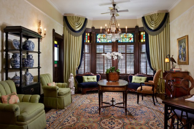 16 Classic Traditional Living Room Designs For The Whole Family To Enjoy