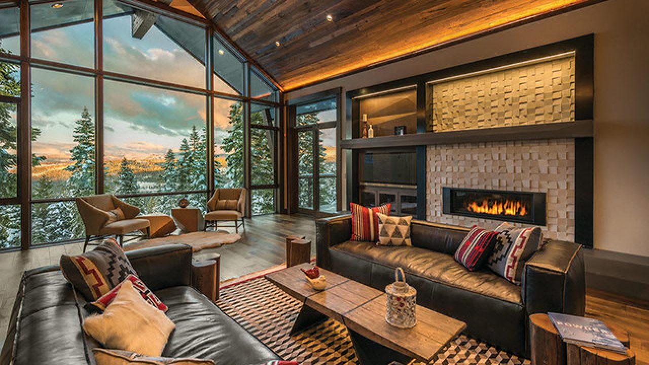 16 Splendid Rustic Living Room Ideas For A Warm And Cozy Feeling