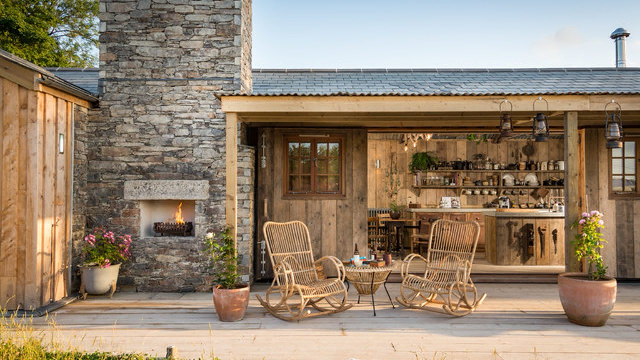 Rustic Patio Ideas For A Lovely Day Outside