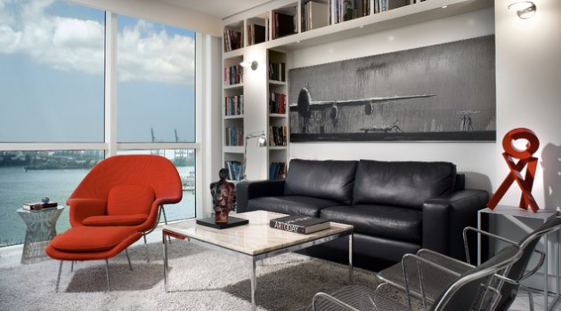 16 Leather Sofa Designs To Improve The Look Of Your Living Room