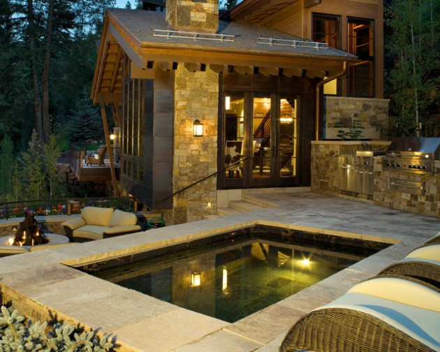 17 Dreamy Rustic Pool Designs You Wouldn T Want To Leave