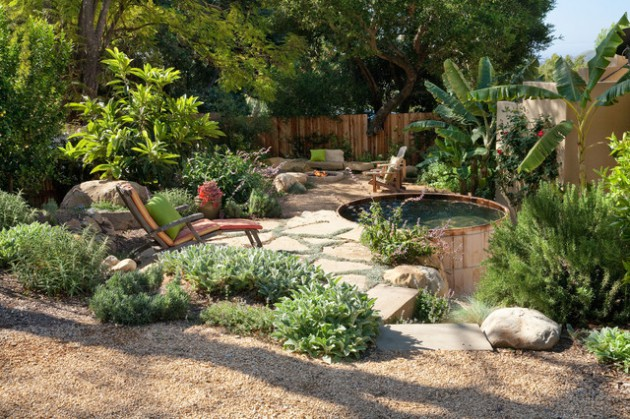 rustic terrace garden ideas | 17 Wonderful Rustic Landscape Ideas To Turn Your Backyard ...