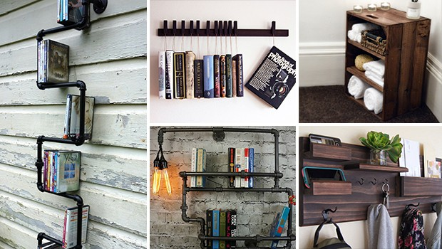 18 Clever DIY Storage And Organization Ideas You Can Easily Craft