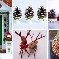 18 Magical DIY Christmas Decoration Ideas Taken From Handmade Designs