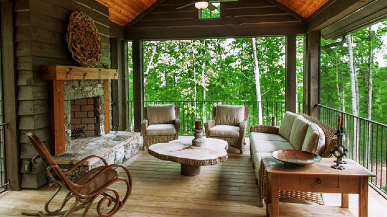 Rustic Deck Designs Every Outdoors