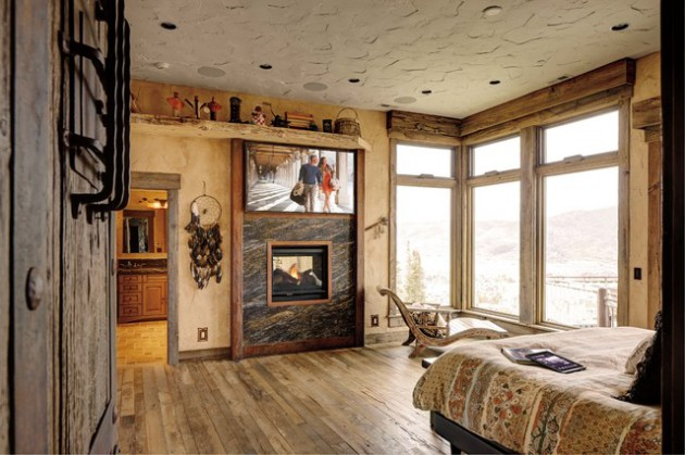 rustic bedroom daily interior design inspiration | 19 Magical Rustic Bedroom Interior Designs That Will Relax You