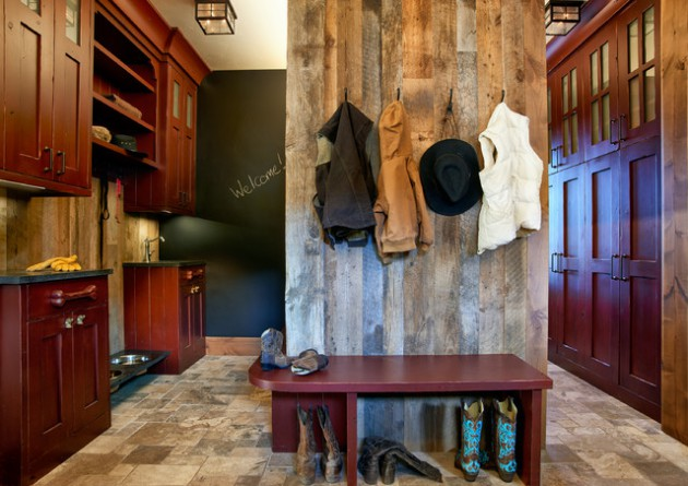 20 Fantastic Rustic Entrance Designs For A Pleasant Welcome To Your Home