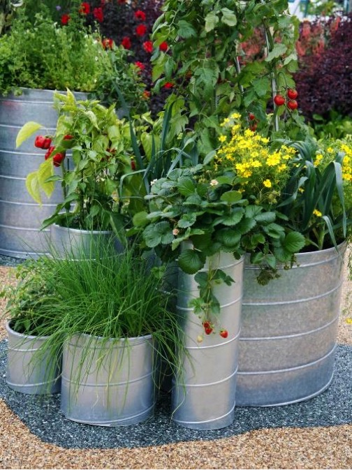 21 Design Ideas for Small Gardens