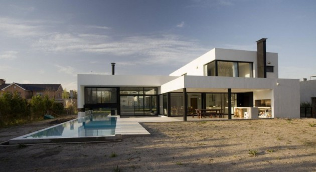 10 Remarkable Contemporary Residence Design Ideas