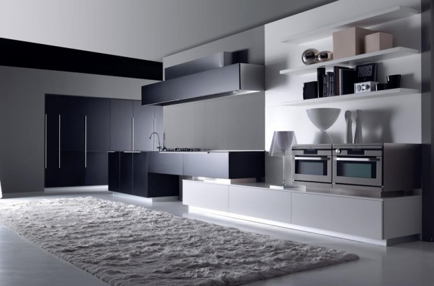 Ultra Modern Kitchen Design Simple Ideas