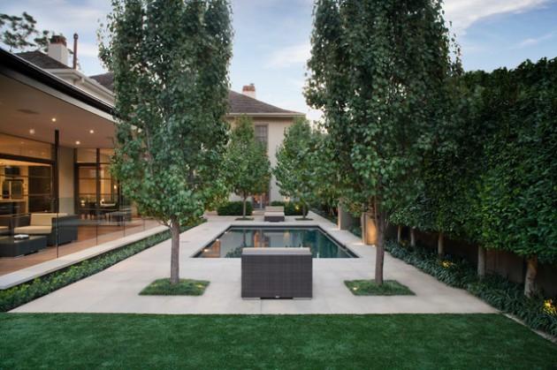 19 Astounding Landscape Design Ideas With Trees