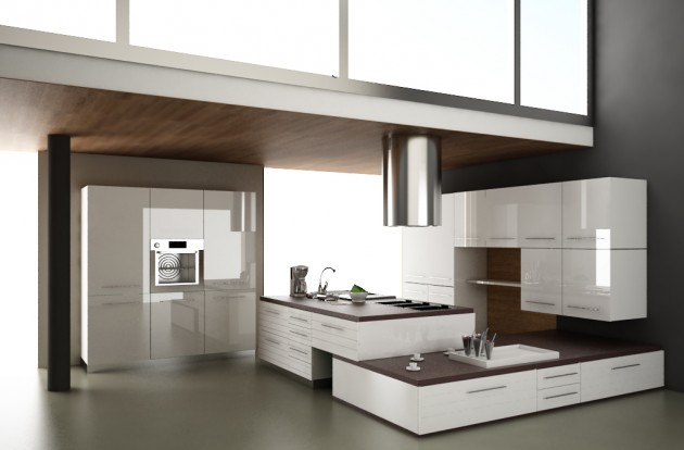 Ultra Modern Kitchen Design Magnificent Decorating Ideas