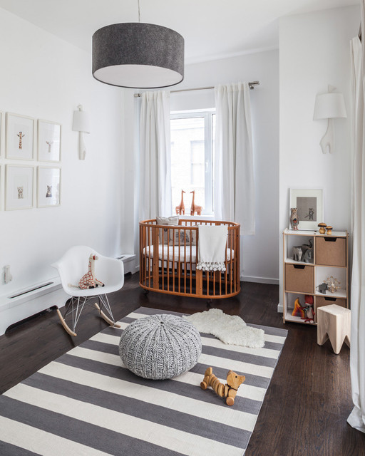 16 Cute Round Babys Crib Ideas That Will Melt Your Heart