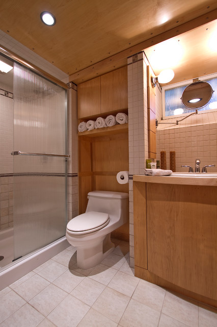 Extra Storage Over The Toilet-15 Practical Ideas That Will Inspire You