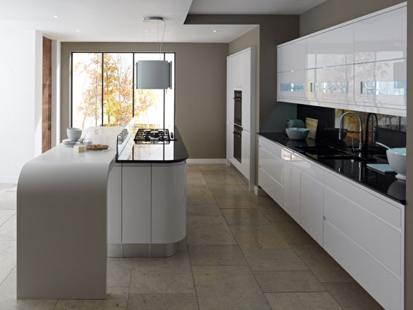 Ultra Modern Kitchen Design Simple Decorating Design