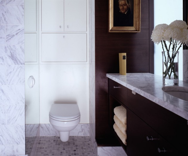 Extra Storage Over The Toilet 15 Practical Ideas That Will Inspire You