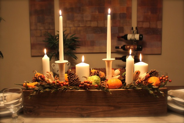 16 Ways How to Flawlessly Decorate a Thanksgiving Table