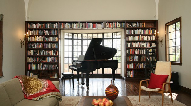 17 Inspirational Bookshelves To Store All Your Books