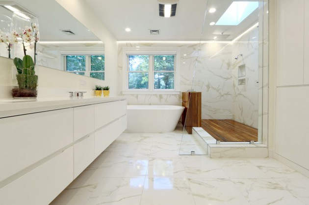 17 Marble Flooring Options For Every Part Of The Home
