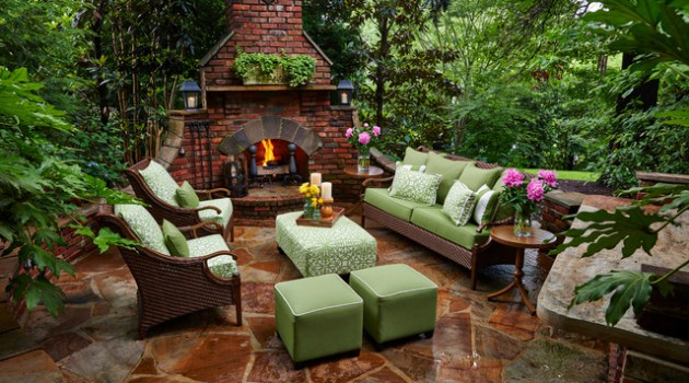 16 Genius Ideas For Decorating Perfect Outdoor Room