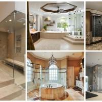 19 Stunning Bathroom Designs With Shower That Abound With Luxury