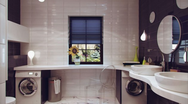 Stunningly Small Spaces: Luxury Bathroom Remodel Inspiration