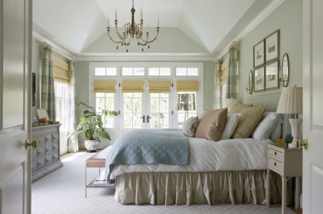 17 Brilliant Bedroom Designs That Abound With Charming Traditional Touch