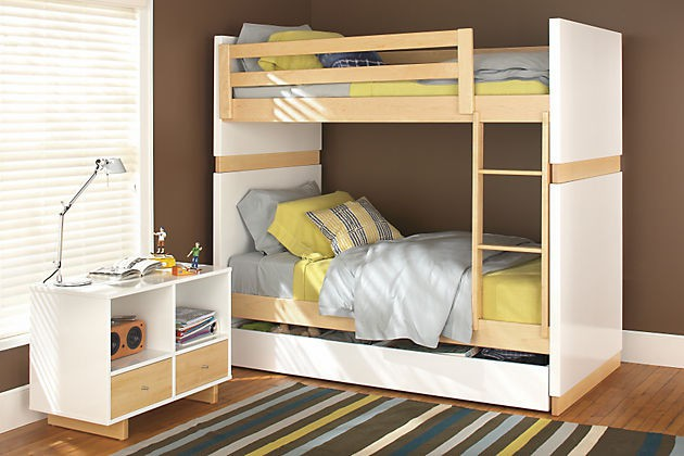 18 Irresistible Modern Bunk Bed Designs That Will Save