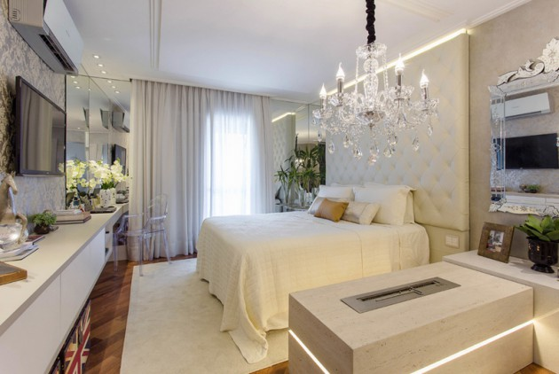 18 crystal chandelier designs to spice up the look of your bedroom aloadofball Gallery